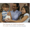 The Promise of Child Development Accounts: Current Evidence and Future Directions